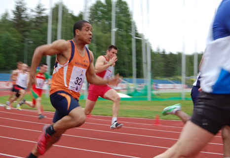 2019 Mencap Open National Athletics Championships
