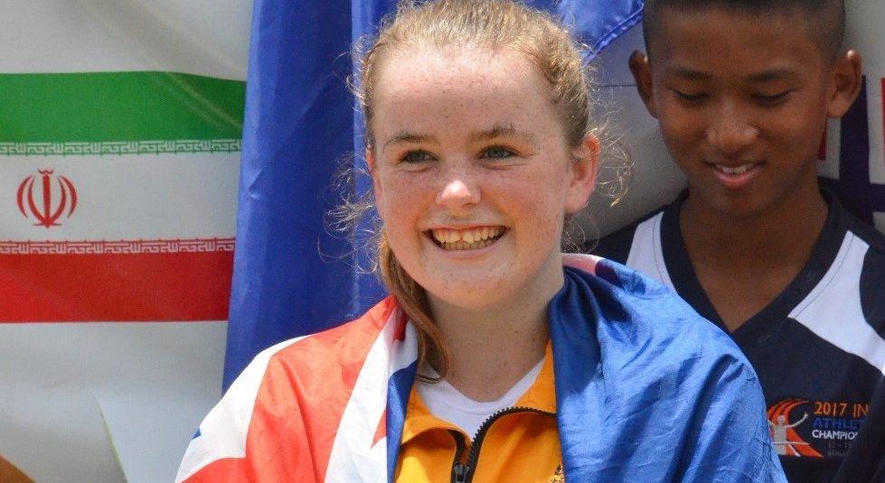 #WeAreSport: Catching up with ambassador Caytlyn Sharp