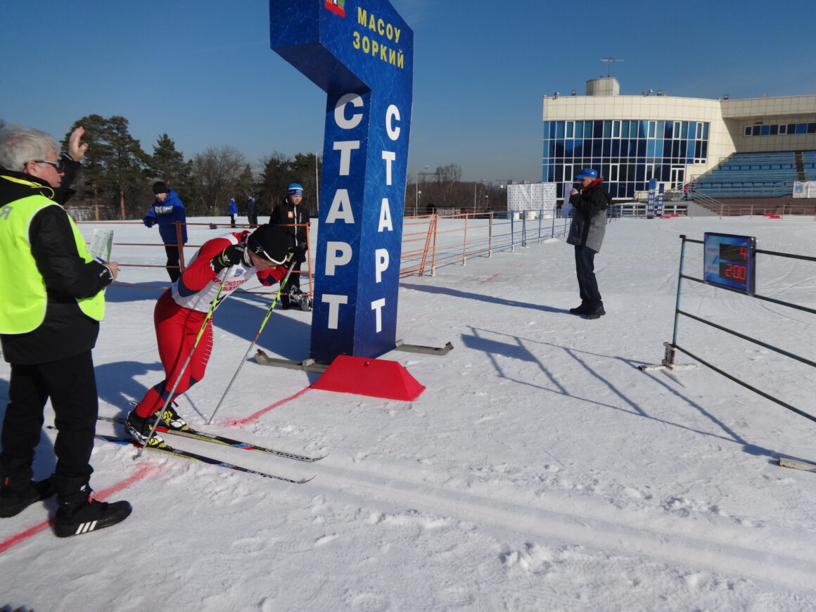 Volegov aims high at 2019 INAS Skiing World Championships