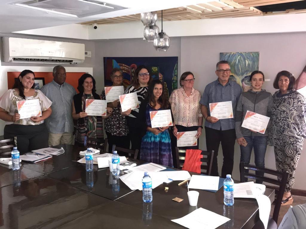Successful eligibility workshop held in Puerto Rico