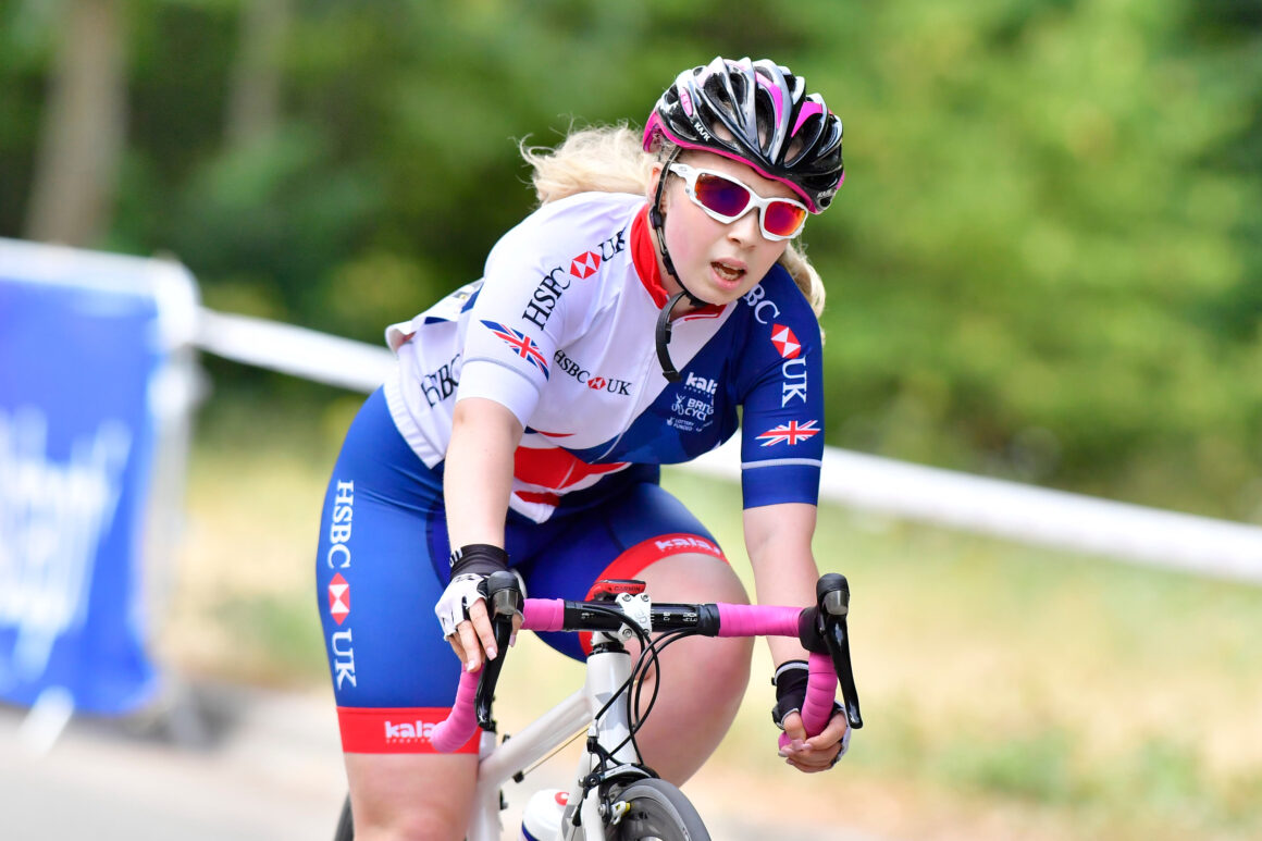 British track and field, cycling team named for INAS Global Games